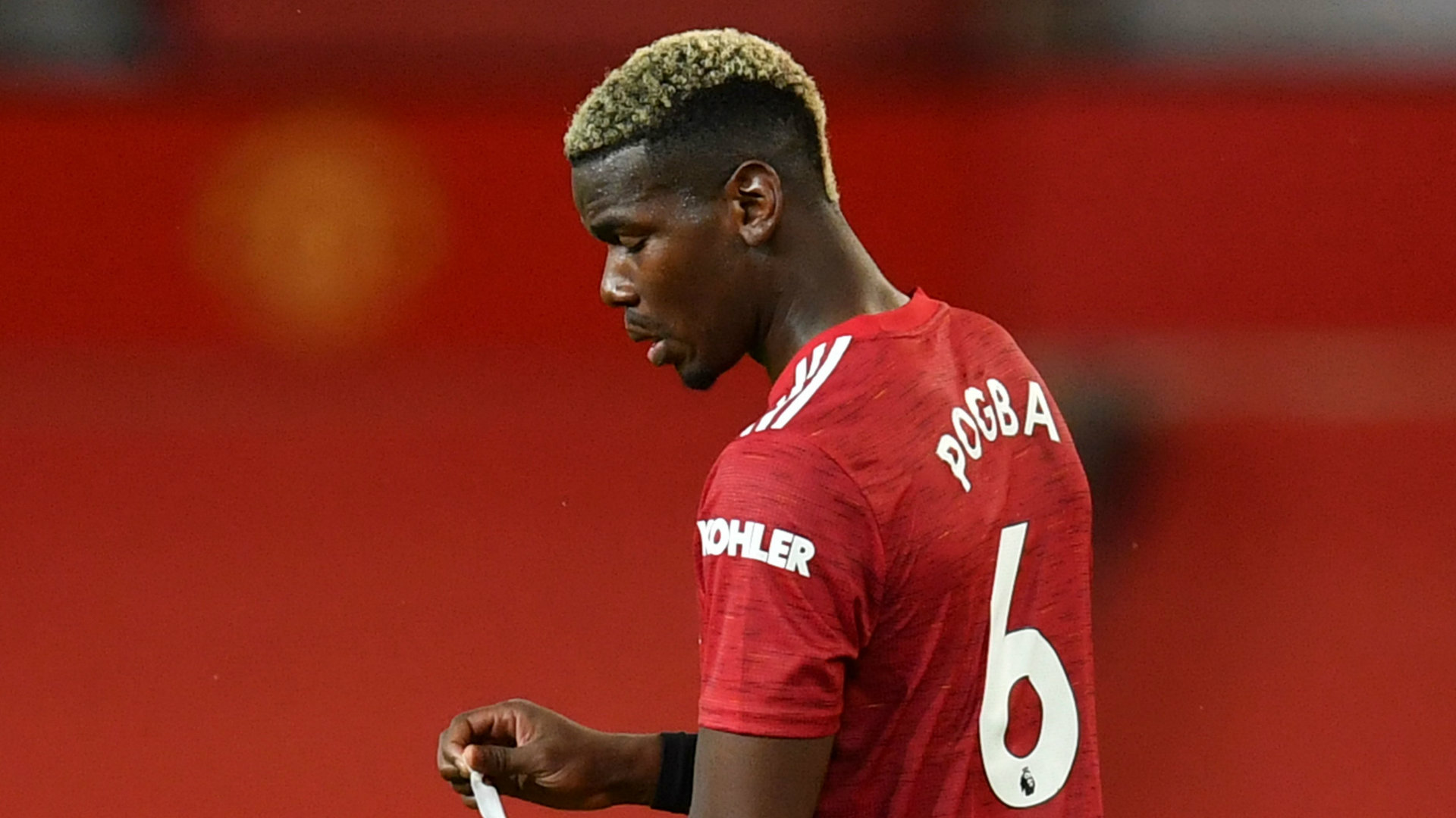 Solskjaer explains why Pogba is not in the Man Utd squad to face West Brom