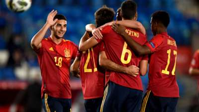 Spain Switzerland UEFA Nations League