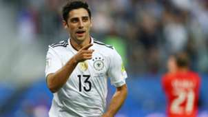 Lars Stindl Germany Chile Confederations Cup 02072017