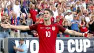 Christian Pulisic United States WC Qualifying 060817