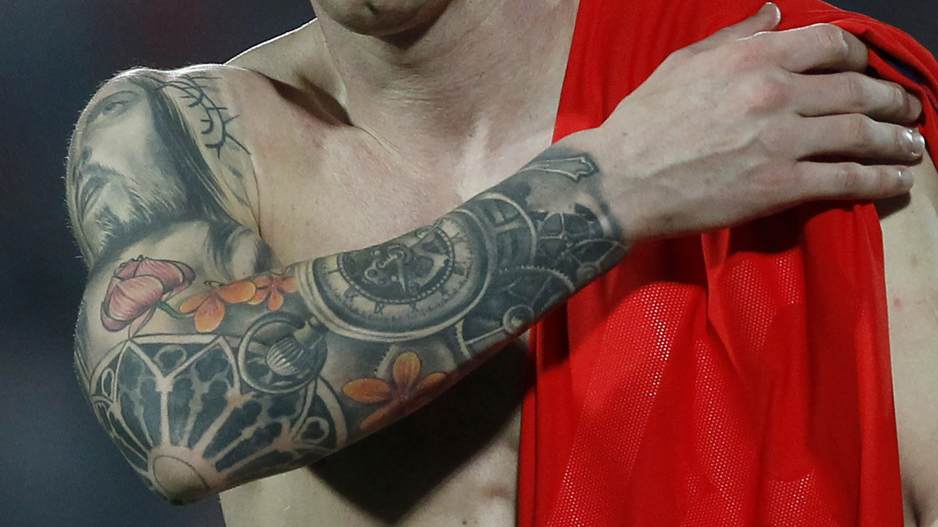 Messi S Tattoos: Lionel Messi's Tattoos Explained: What Do They Mean