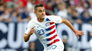 Aaron Long USMNT Gold Cup 06222019