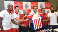 ATK jersey launch