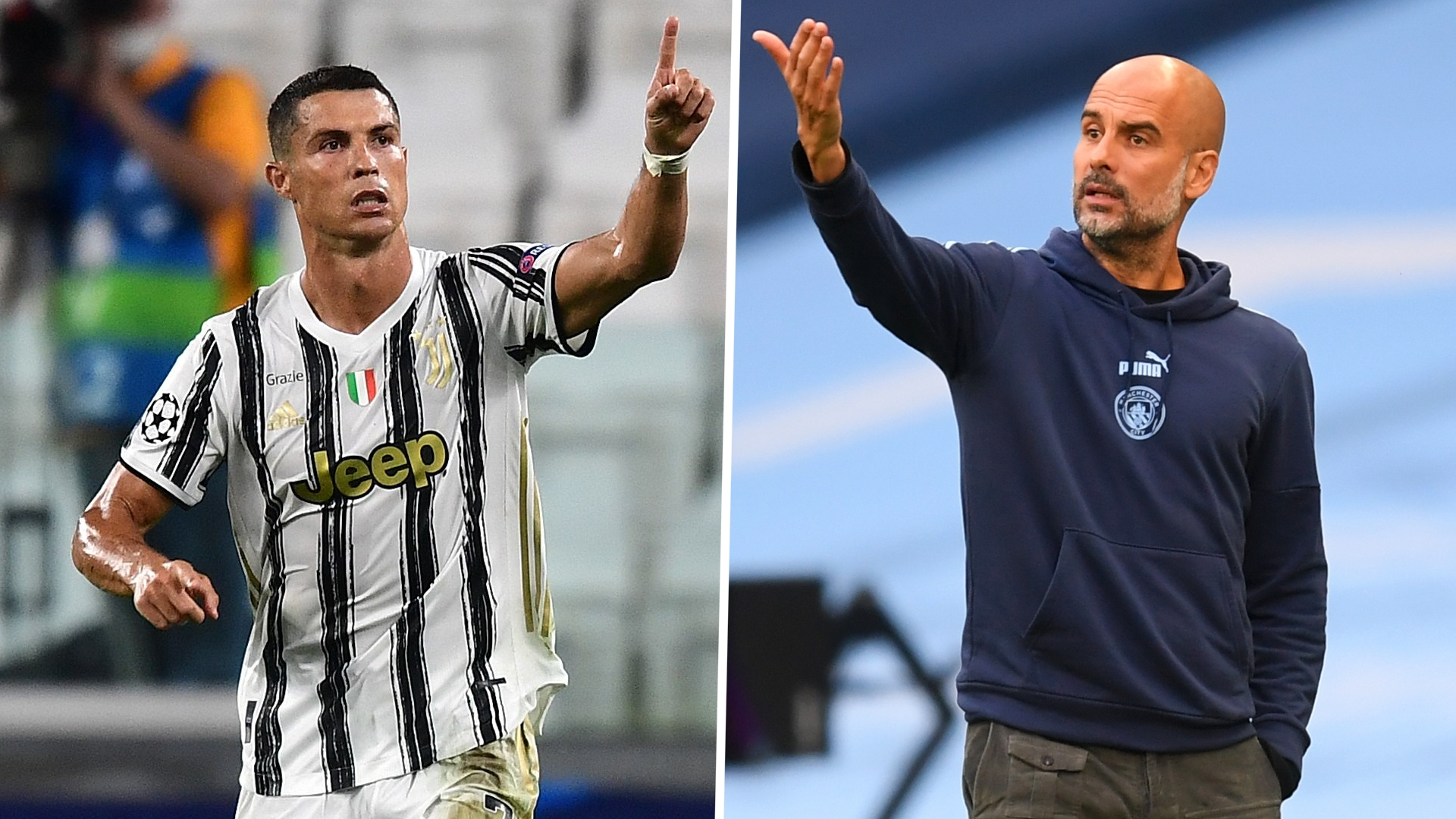 'Ronaldo is an icon & Guardiola an example to all of us' – Juventus boss Pirlo embraces coaching pressure