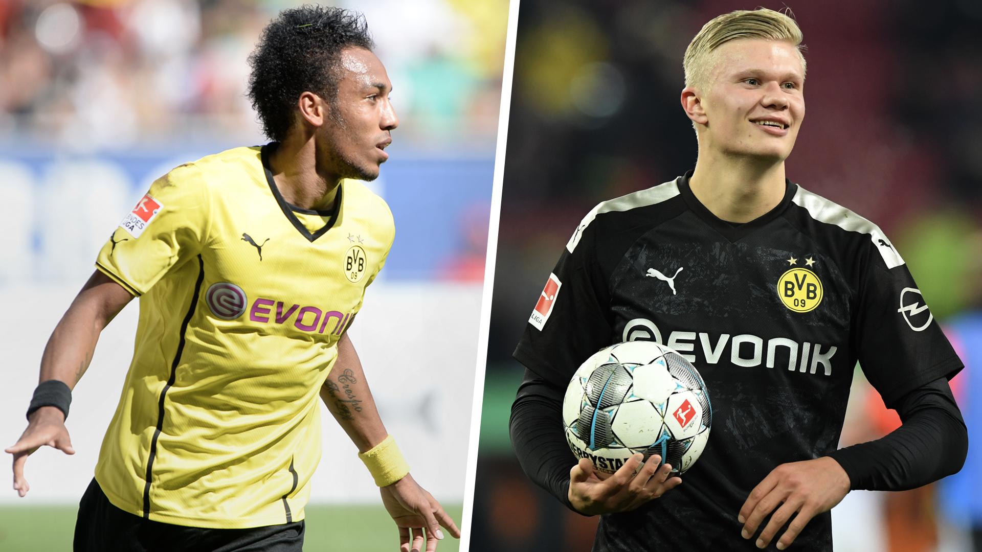 'Haaland is a killer in the Aubameyang mould' – Witsel salutes Borussia Dortmund's teenage sensation