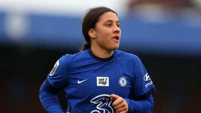 Sam Kerr Chelsea Women 2020-21