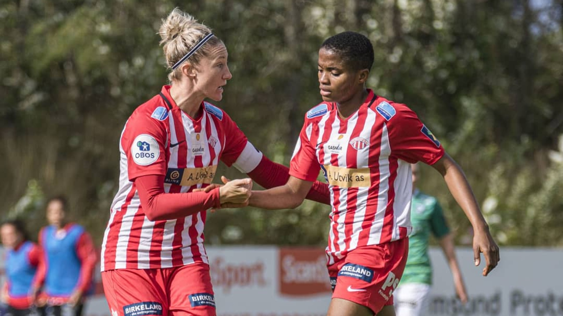 Ajibade's Avaldsnes progress to Norwegian Women's Cup semi-finals