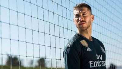 Real Madrid 2018-19 away kit
