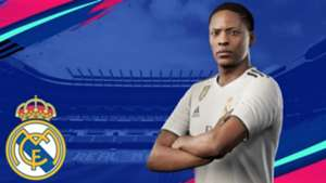 Alex Hunter Real Madrid