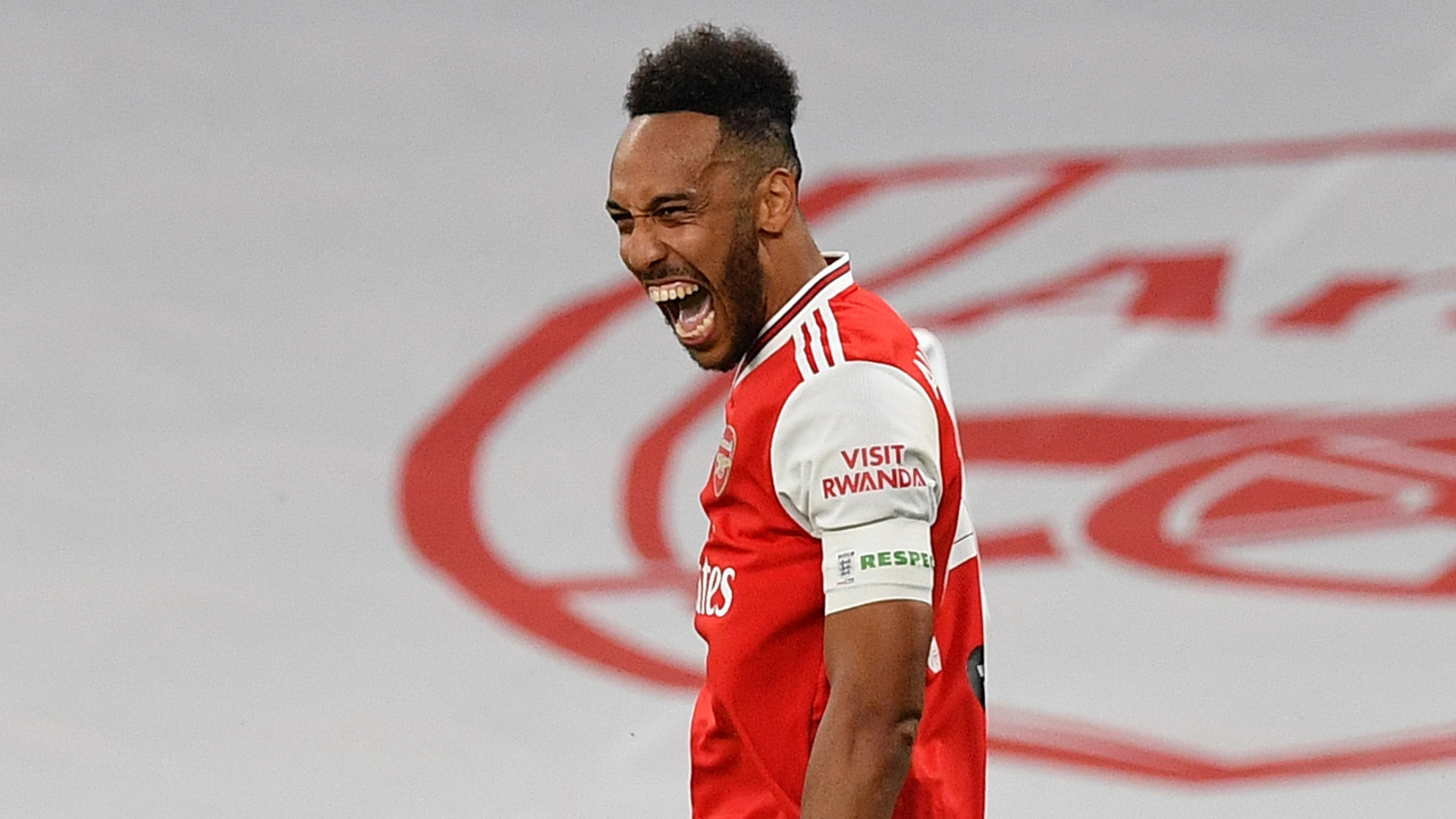 Aubameyang next to Overmars in Arsenal's Premier League ranks