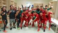 The 5th Asian Indoor and Martial Arts Games, Hong Kong futsal team.