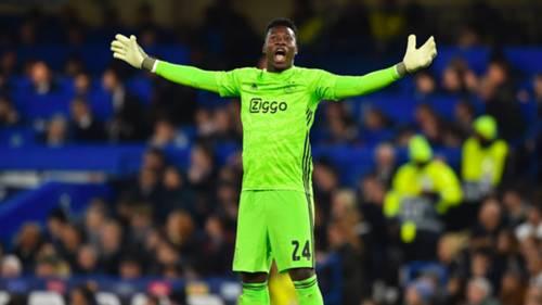 Andre Onana Ajax