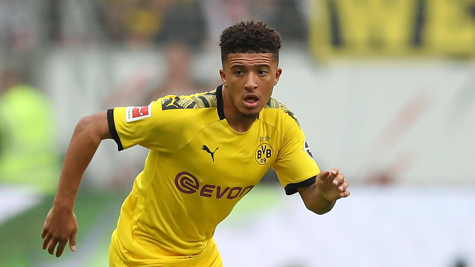 BVB hit Jadon Sancho with record fine: He pushes limits