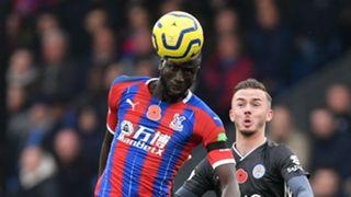 Cheikhou Kouyate - Crystal Palace 2019-20