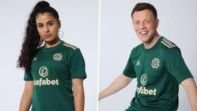 Celtic away kit 2021-22 adidas
