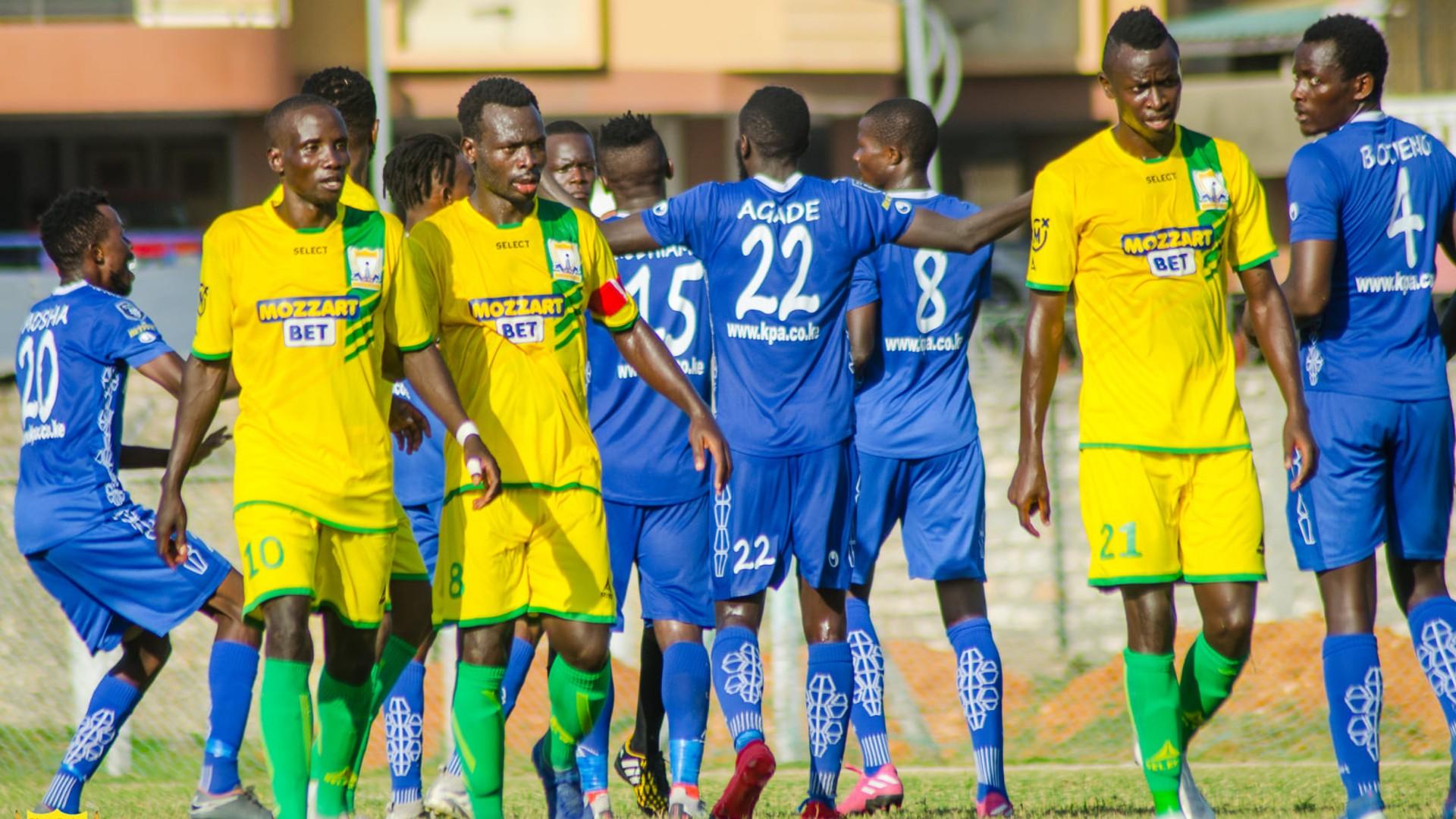 Mudavadi: Why Kakamega Homeboyz should have beaten Bandari