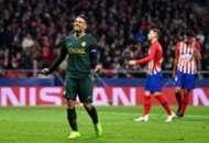 Radamel Falcao García Monaco vs Atlético Madrid Champions League 2018