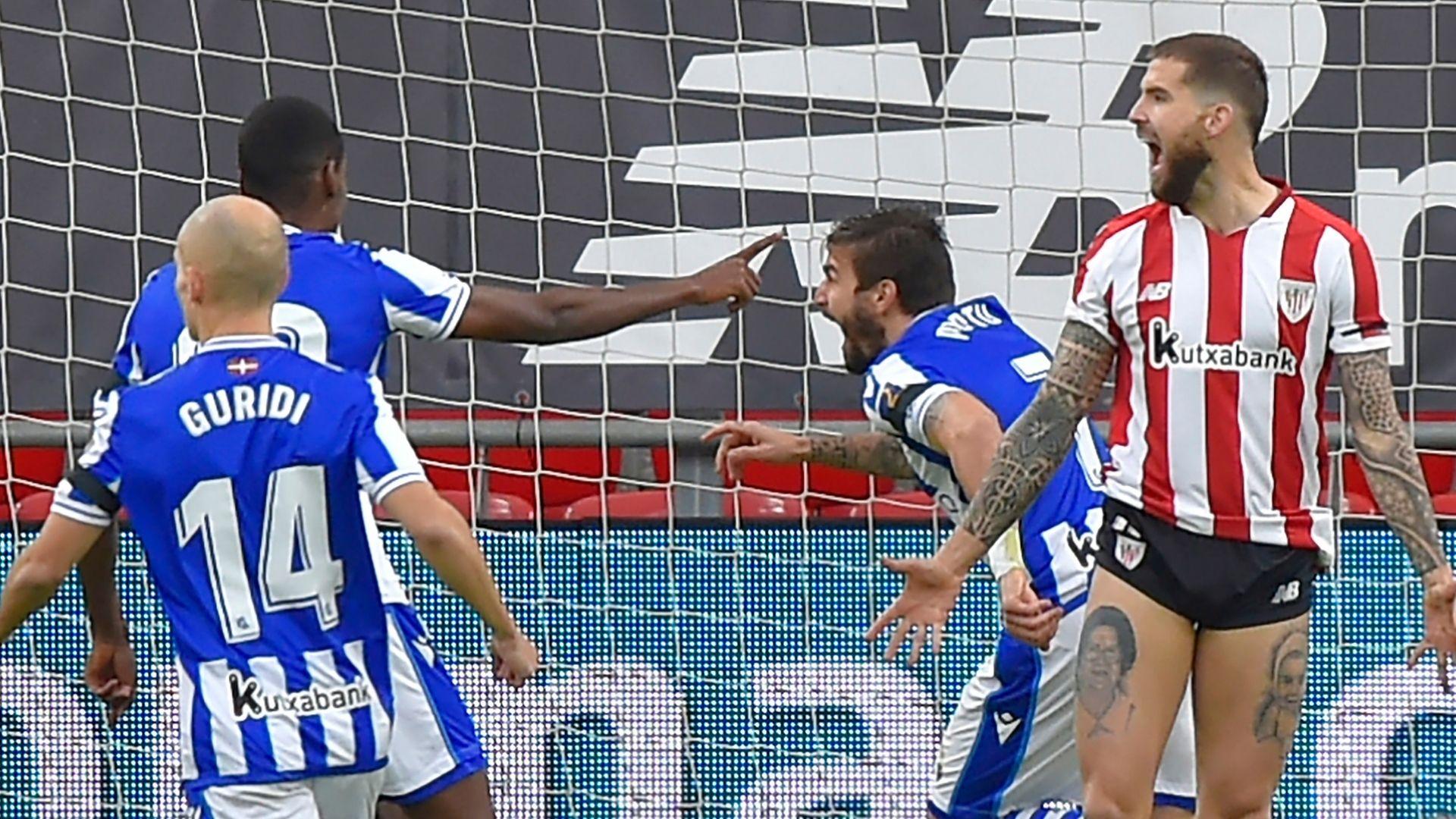 El Resumen Del Derbi Vasco Athletic Bilbao Vs Real