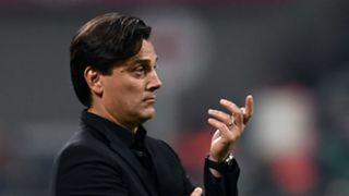 Vincenzo Montella Milan Serie A 10152017