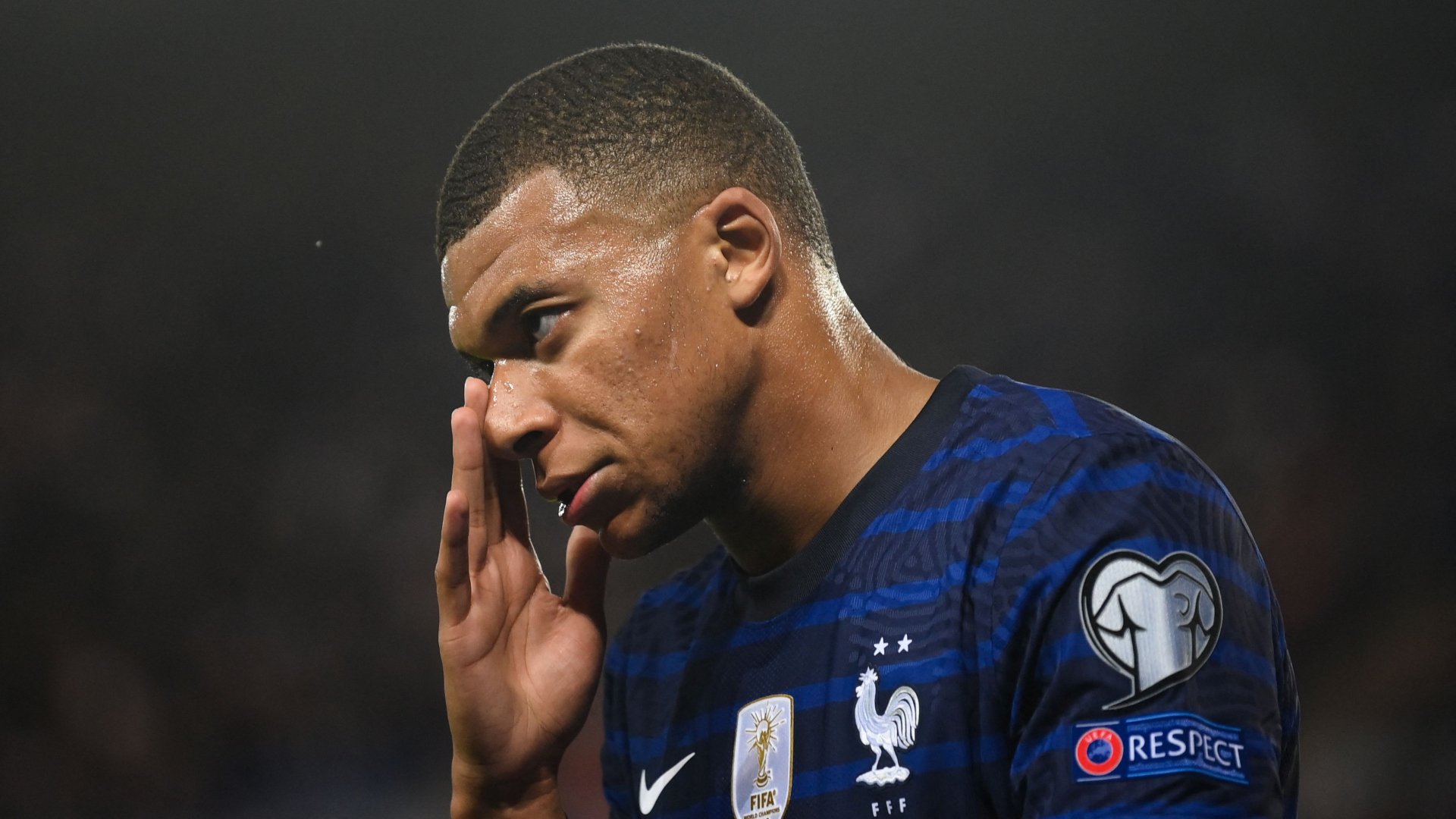 Mbappe claims French national team made him feel like a 'problem' after Euro 2020 penalty miss