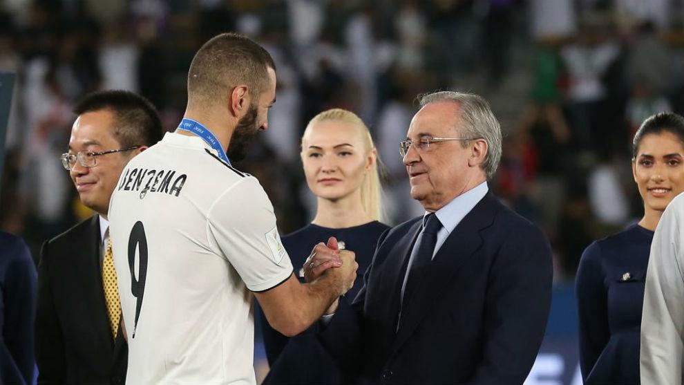 Real - Le Ballon d'Or pour Benzema ou Ramos ? Perez a tranché