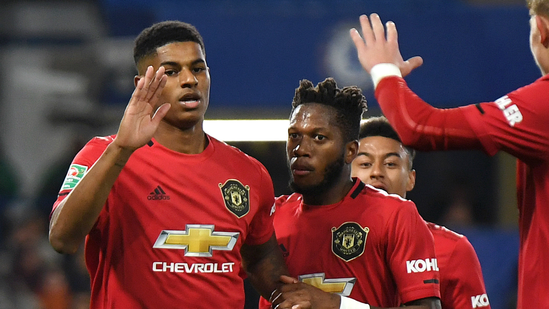Laporan Pertandingan Chelsea 1 2 Manchester United