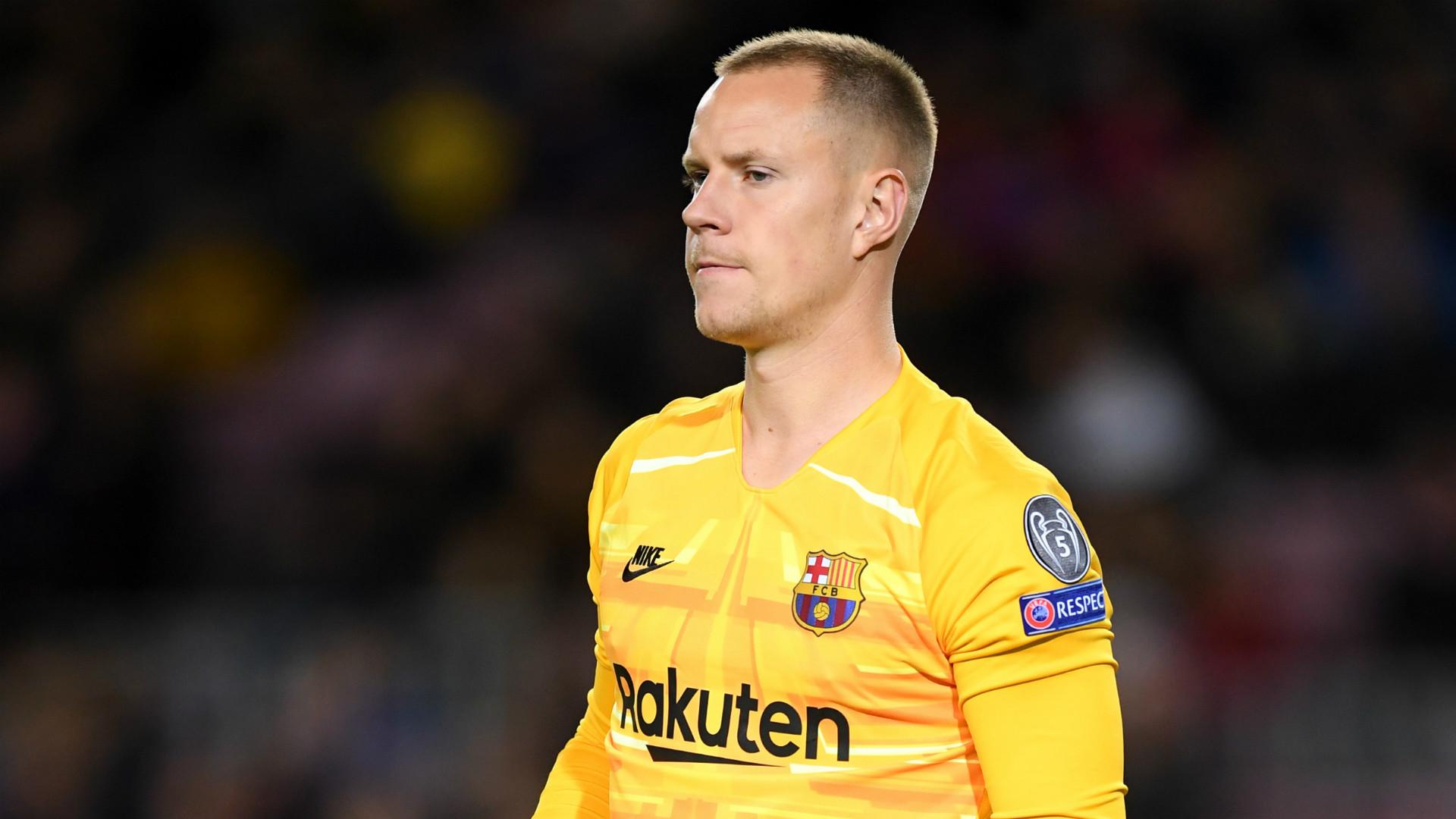 Ter Stegen, duda ante Espanyol; Arthur, tres semanas más de baja