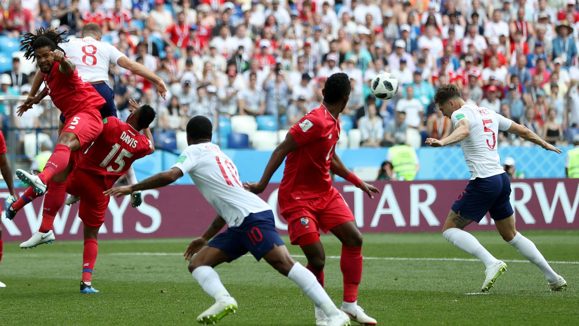 England Panama John Stones World Cup 2018