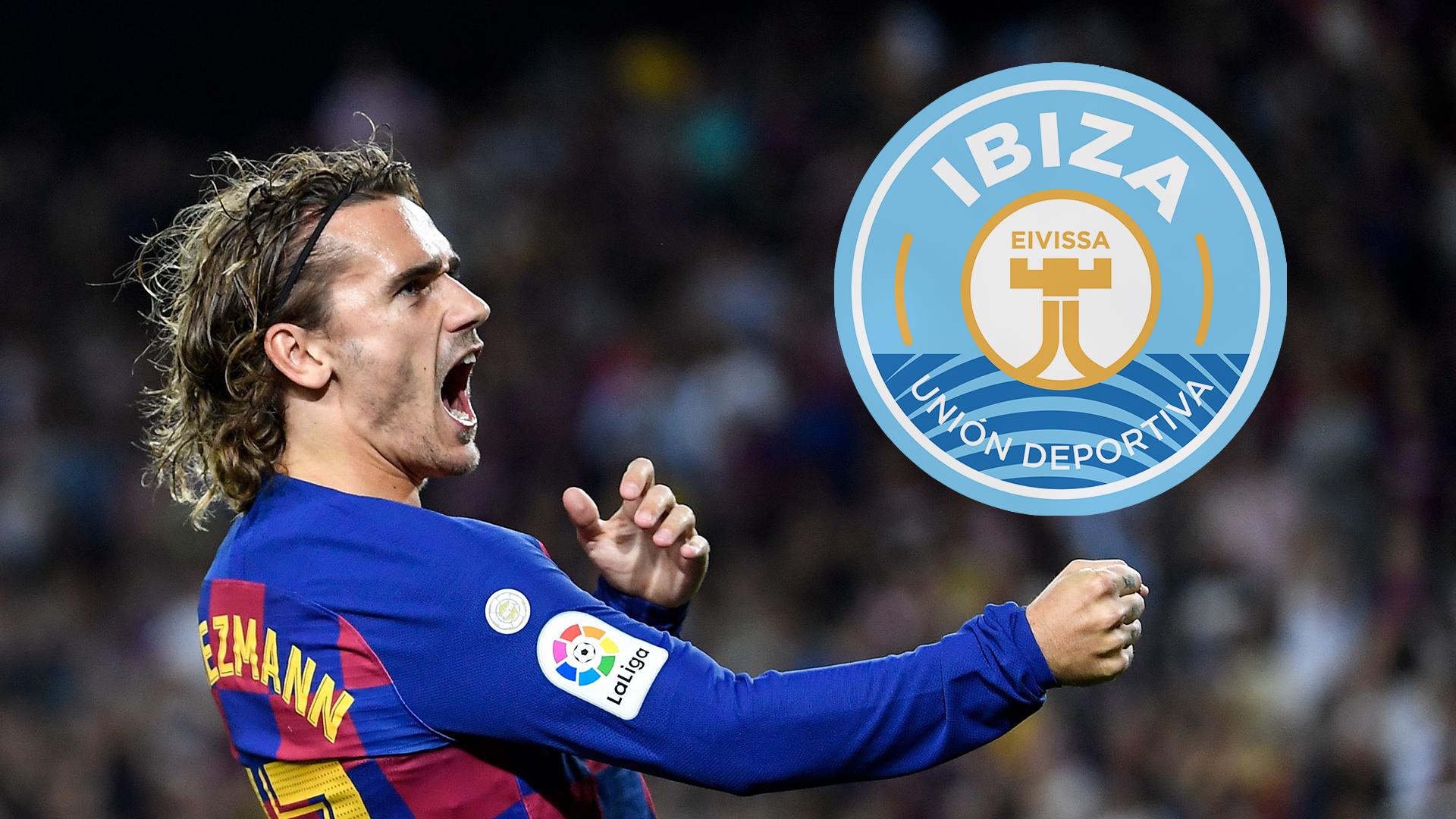 Sun, sea, sex - and football? Barcelona face UD Ibiza ...