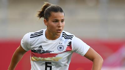 Lena Oberdorf Germany 2019