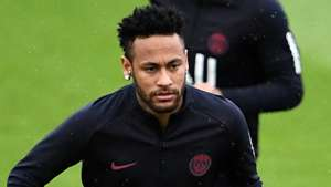 Neymar PSG training 2019-20
