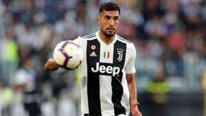 Emre Can Juventus Serie A 09292018
