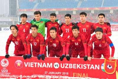 U23 Việt Nam U23 Jordan VCK U23 châu Á 2018