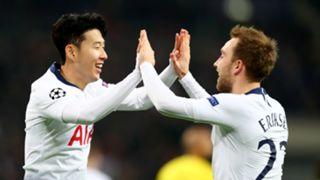 Son Heung-min, Tottenham