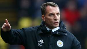 Brendan Rodgers Leicester City 2019