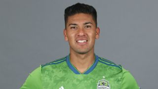 Tony Alfaro Seattle Sounders MLS