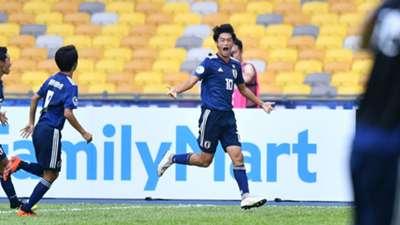 Jun Nishikawa - Japan U-16 - AFC Asian Cup U-16