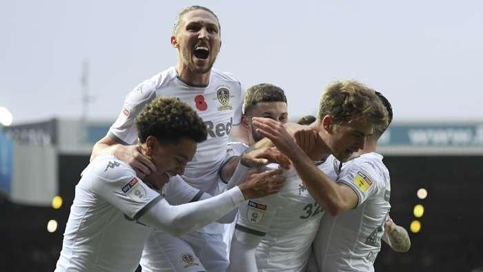 Leeds United Championship 2019-20