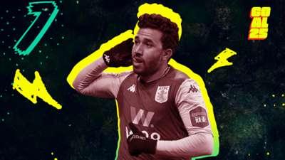 Goal 25 2020 07 Mahmoud Trezeguet Aston Villa Egypt