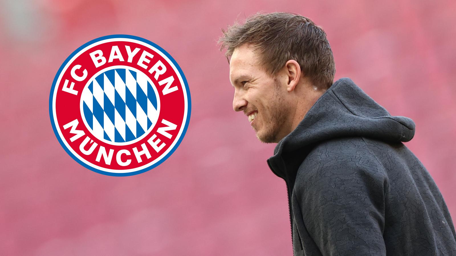Fc Bayern Munchen Julian Nagelsmann Wird Neuer Trainer Und Folgt Auf Hansi Flick Goal Com