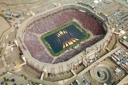 Estádio Monumental de Lima, palco da final da Libertadores 2019