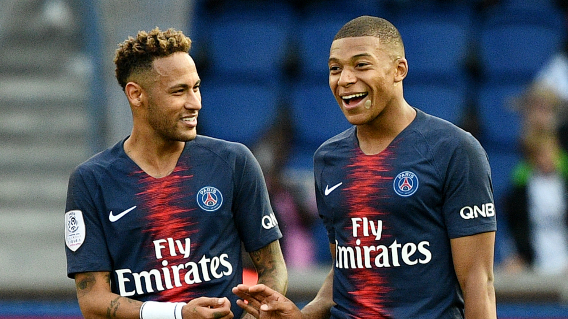 Psg Star Kylian Mbappe On Track To Match Lionel Messi Cristiano Ronaldo Giuly Goal Com
