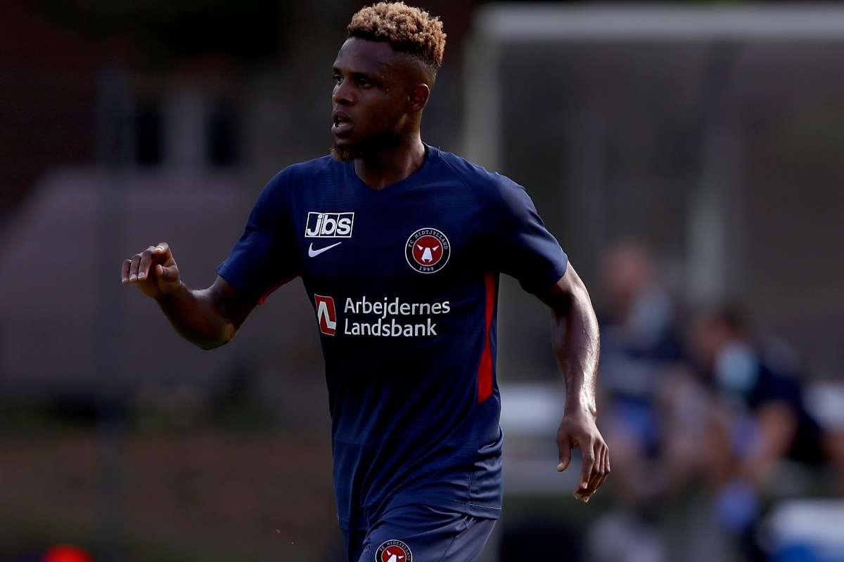 Frank Onyeka named in FC Midtjylland squad to face Atalanta | Goal.com