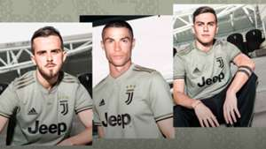 Juventus away kit 2018-19