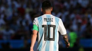 Lionel Messi Argentina France Francia World Cup  2018 30062018
