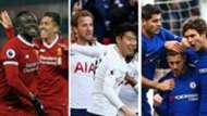 Liverpool, Tottenham, Chelsea | Premier League 2017/18