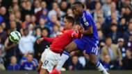 Smalling and Drogba