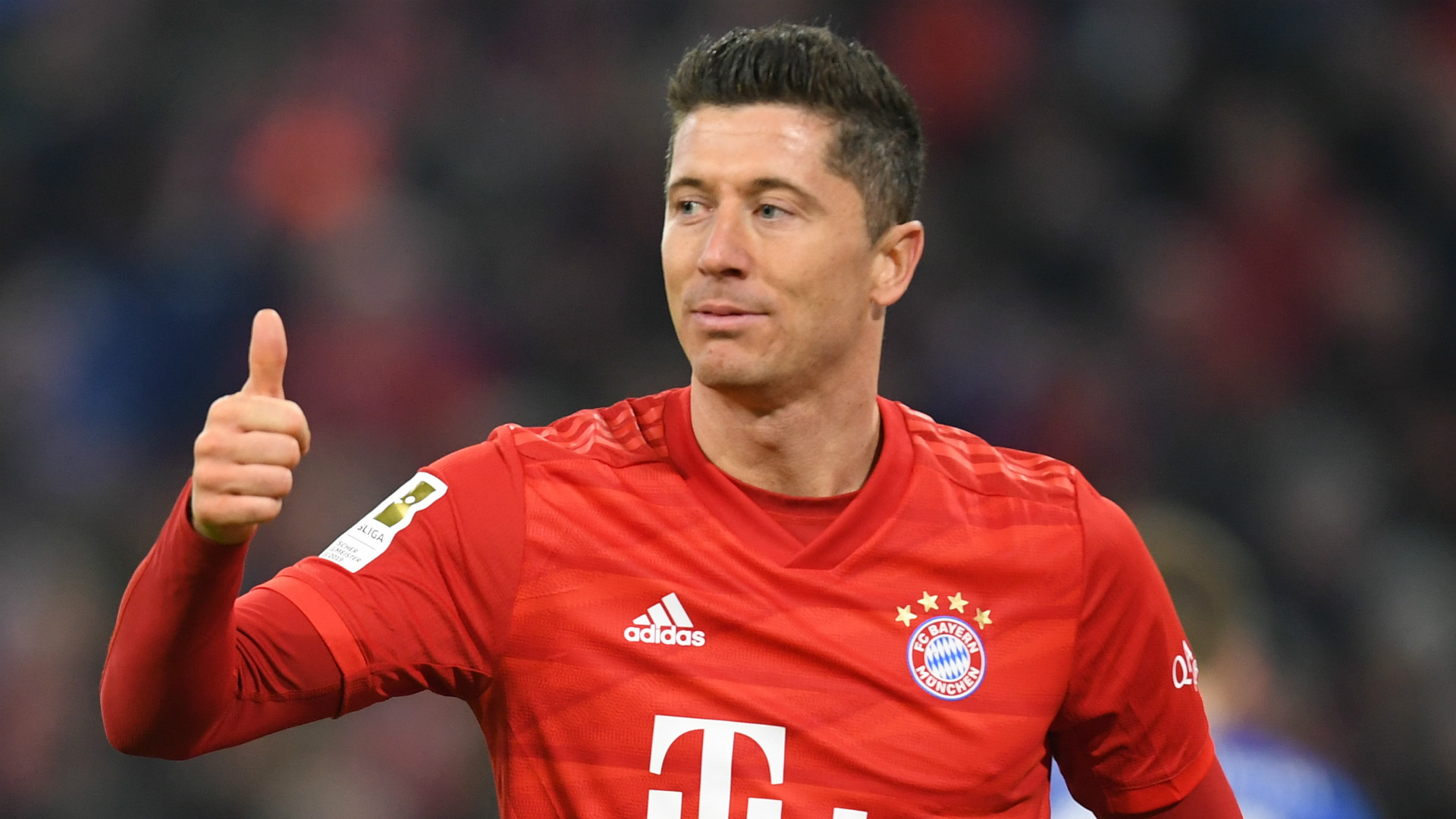 Lewandowski is the best centre-forward in the world, claims Bayern chairman Rummenigge