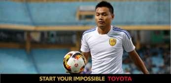Tran Van Tam | Quang Nam | V.League 2017 (Toyota Only)