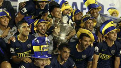 Boca bicampeon Gimnasia Boca Superliga 09052018